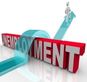 unemployment rising