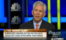 Does Putin care about economics? Tuesday, 18 March 2014 7:31 PM ET