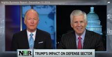 Trump's Impact on Defense Sector, December 12, 2016 | 6:30 PM ET