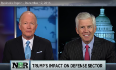 Trump's Impact on Defense Sector, December 12, 2016 | 6:30 PM ET