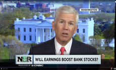 Will earnings boost bank stocks? Monday, April 11, 2016