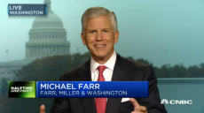 Farr: We're Facing Certain Short-Term Headwinds, November 30, 2016 | 12:00 PM ET