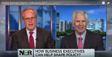 How Business Executives Can Help Shape Policy, February 6, 2017 | 6:30 PM ET