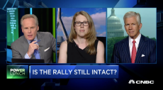 Expert: Investors should check their discipline and asset allocation, May 18, 2017 | 2:15 PM ET
