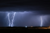 Warm Days and Thunderstorms